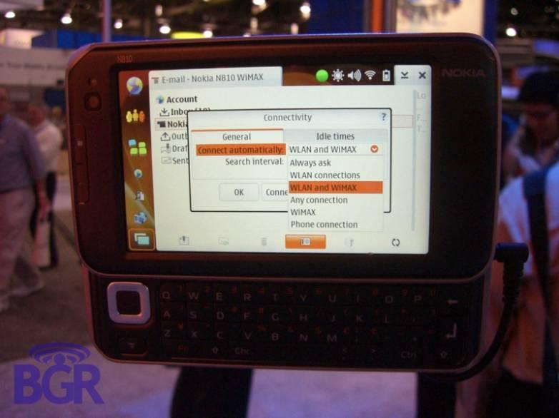 N810-WiMAX