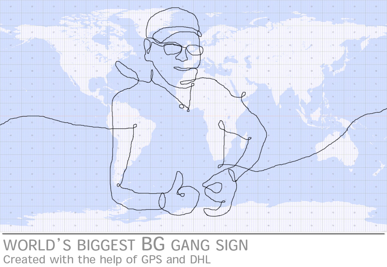 worlds-biggest-gang-sign