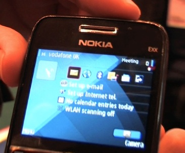 Nokia 63 closeup