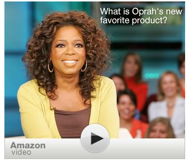 oprah kindle