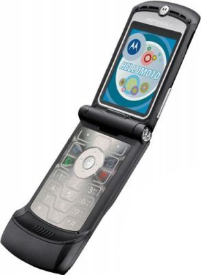 RAZR V3 still top selling mobile phone in America.