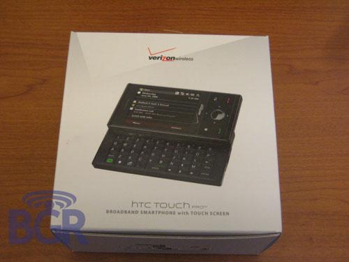 verizon touch pro