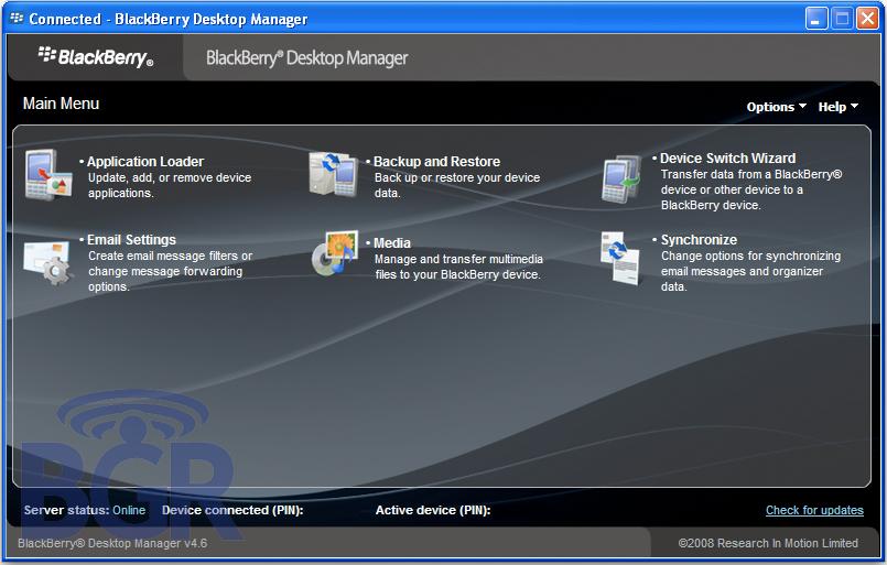 blackberry application loader software  free