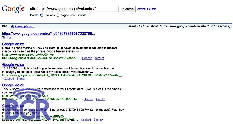 google-voice-flaw