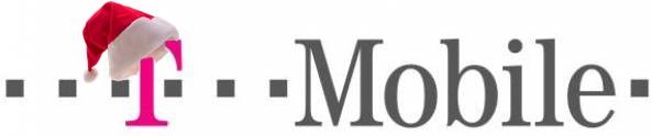 T-Mobile Santa Logo