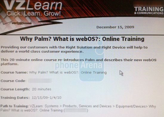 verizon-palm-webos-training