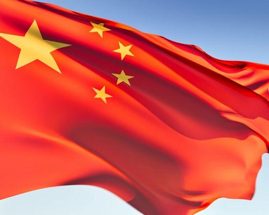 china-flag-waving