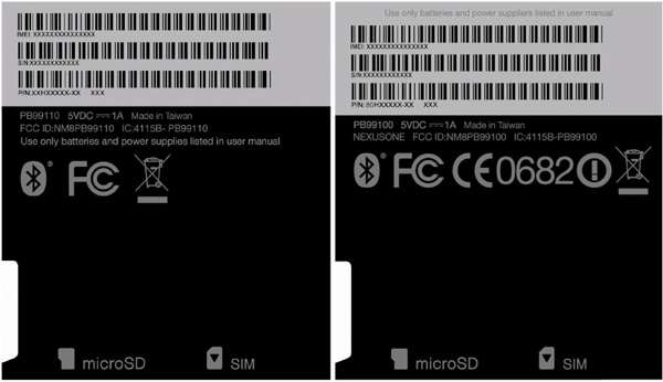 nexus-one-fcc-label-ATT-compare