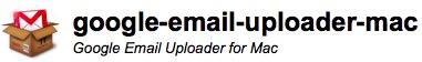 Google Uploader for Mac