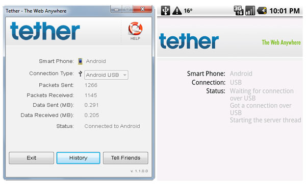 tether-android