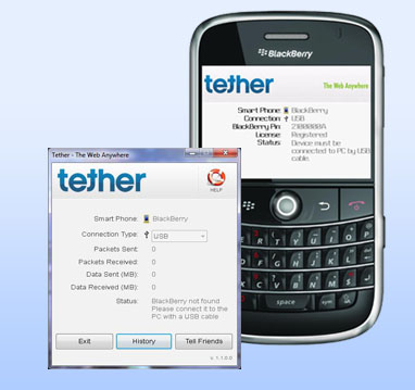 tether-blackberry