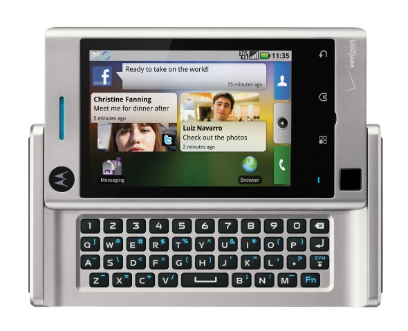 Motorola DEVOUR_FrontOpen_H4-Web