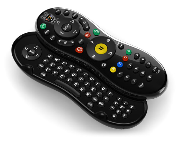 TiVo QWERTY Bluetooth Remote