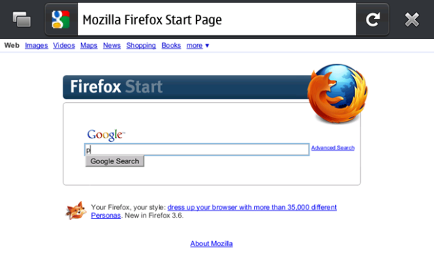 firefox-mobile-google