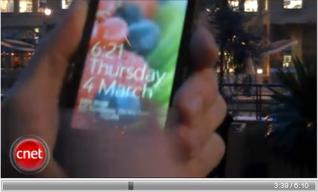 Windows Phone 7 Video Demo