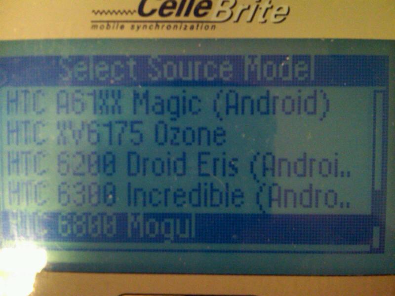 HTC-Incredible-CelleBrite
