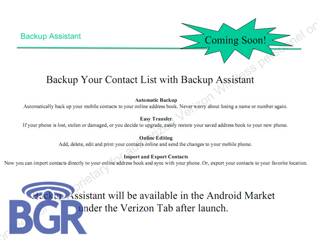 backup-assistant-vzw