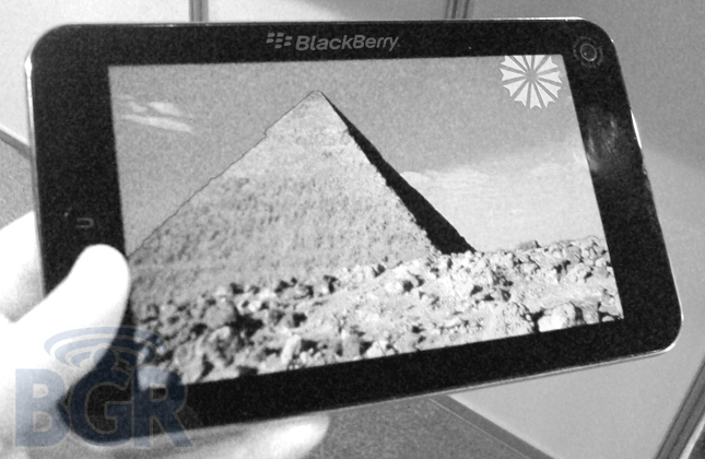 BlackBerry-tablet