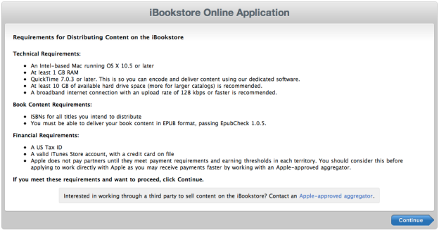 ibookstore-application-form