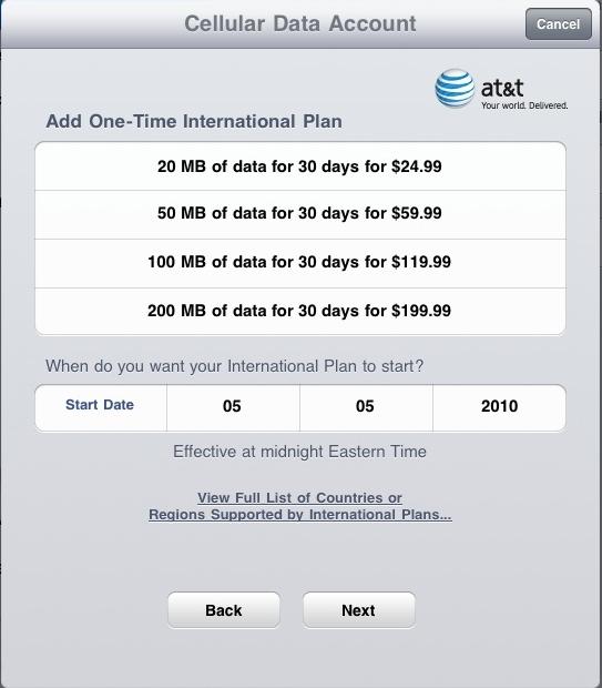 iPad3G_Data