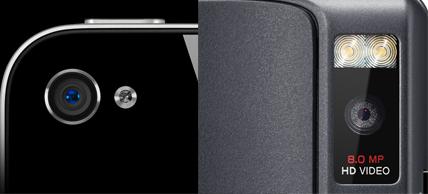 DROIDX-iPhone4-Cameras