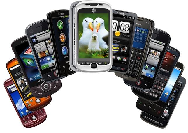 HSPA 7.2 SmartphoneImage