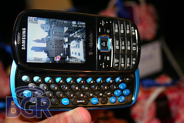 Pepcom 2010 T-Mobile