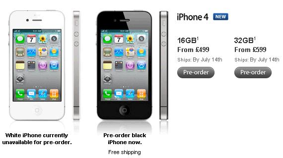 iphone4-UK-availability