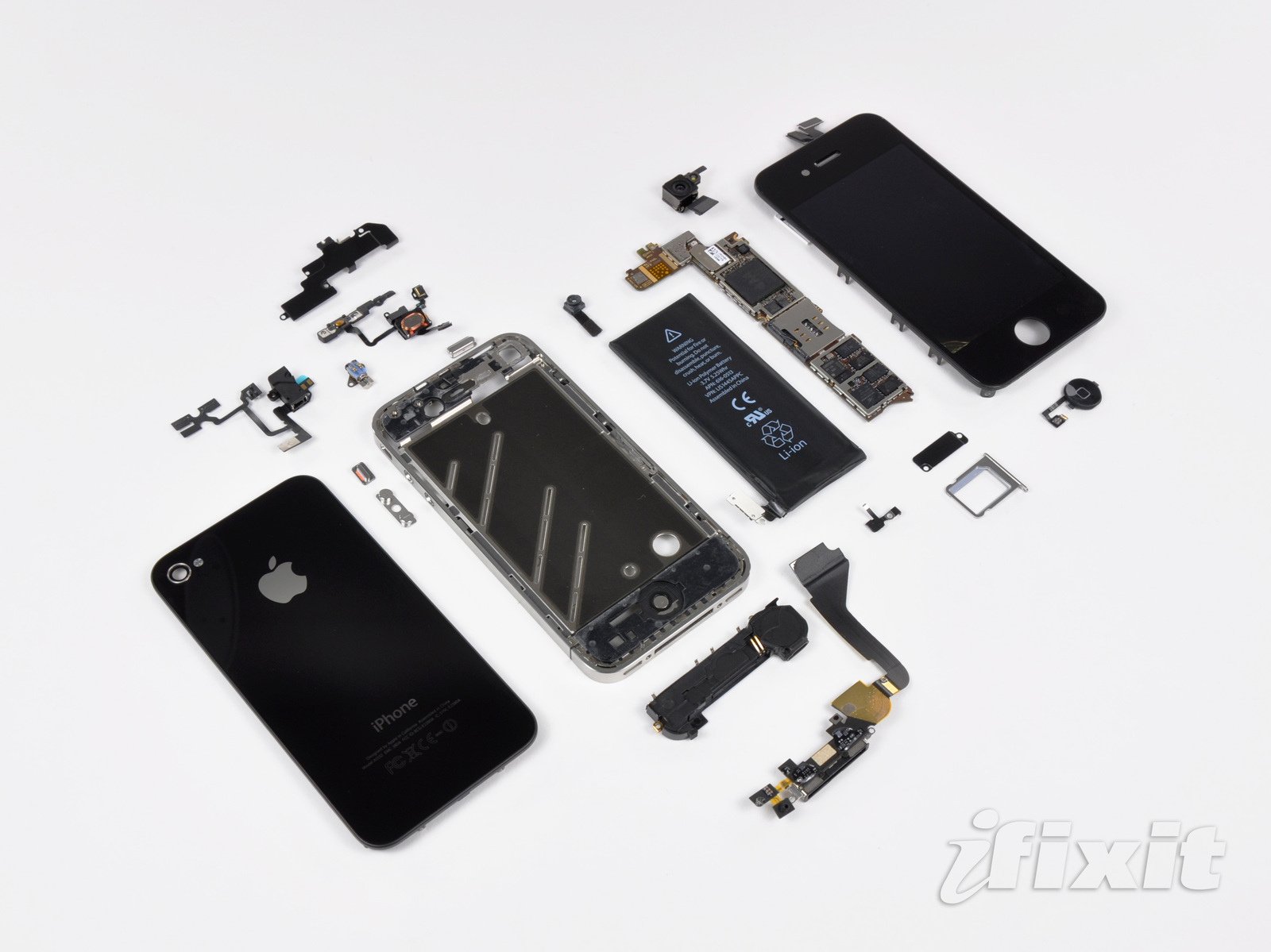 iFixit iPhone 4 teardown