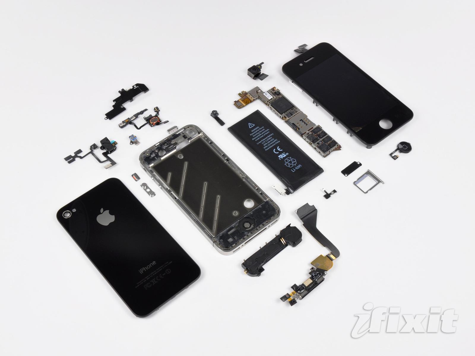 iFixit iPhone 4 teardown