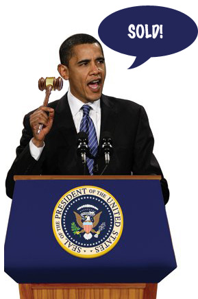 Obama-Auction