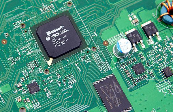 Xbox 360 Slim Processor