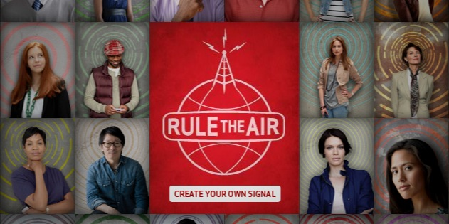 Rule the Air
