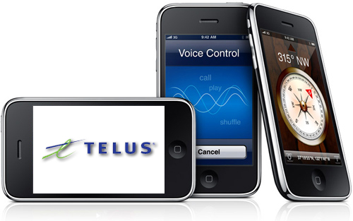 telus-iphone-3gs