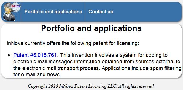 innova-patent-llc