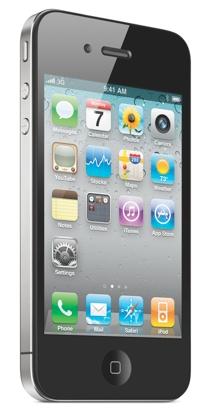 iPhone 4 Apple PR Image