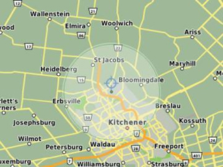 BlackBerry Locate Geolocation