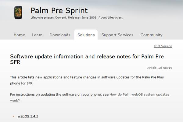 palm-pre-sprint-sfr-145-update