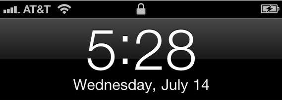 New iOS 4.1 Signal Bars