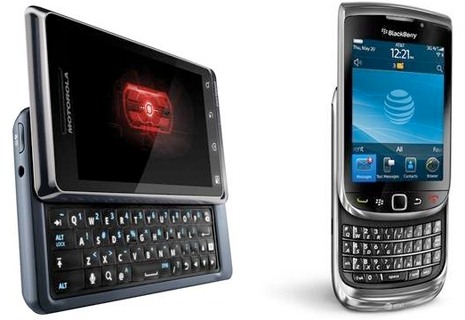 DROID2 Torch