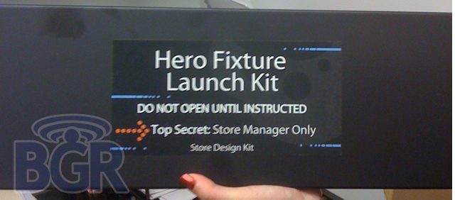 Hero Fixture Launch Kit