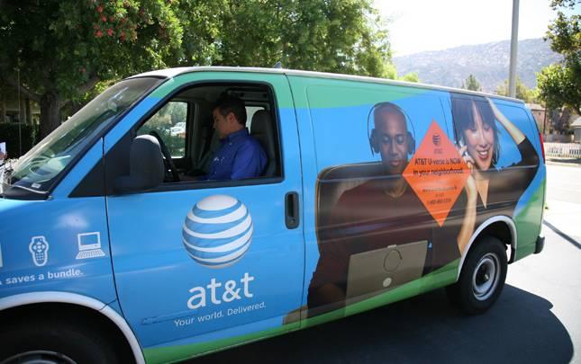 AT&T modem security U-Verse