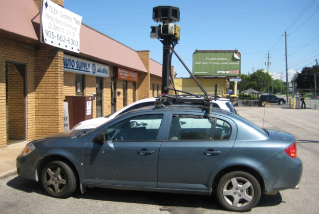 Google Street View Privacy Scandal