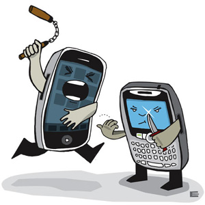 iphone-vs-blackberry
