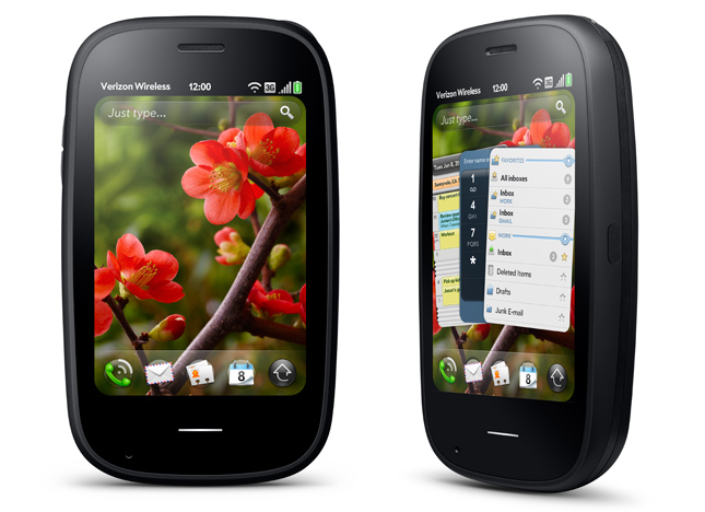 HP webOS Patent Sale
