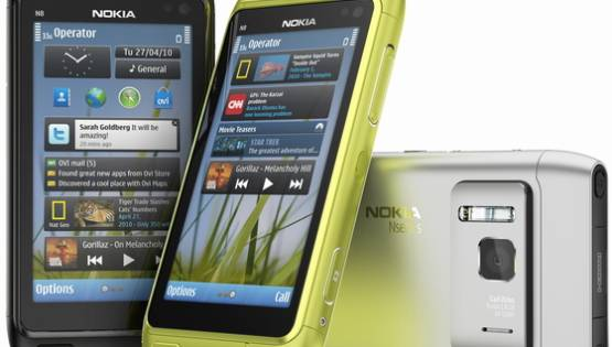 Nokia Symbian Phone Shipments End