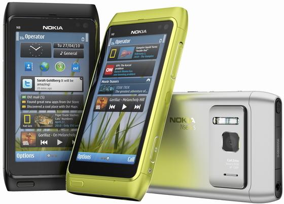 Nokia Symbian Phone Shipments End