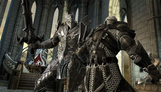 Infinity Blade Epic Games Profit