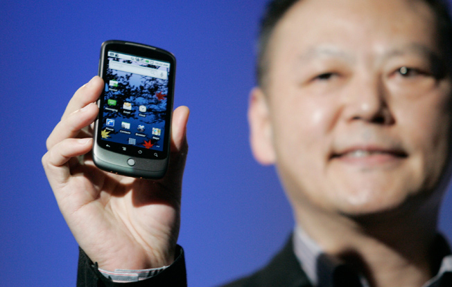 HTC CEO Interview