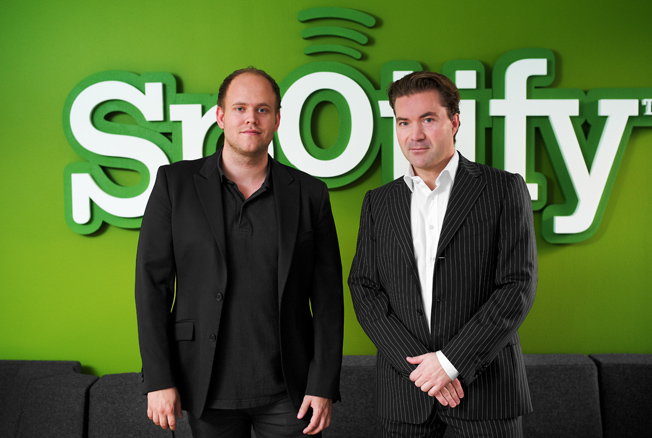 Spotify Paid Subscribers 20 Million